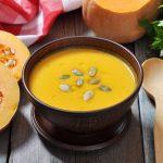 3302 Рецепт Гарбузовий крем-суп