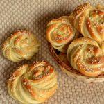 3329 Рецепт Хлібні булочки з сиром