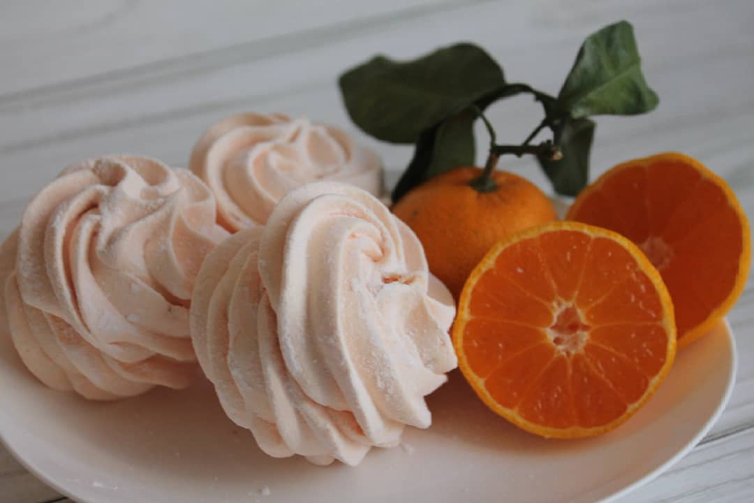 Рецепт Зефір мандариновий-пряний