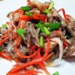 3342 Рецепт Гливи по корейськи