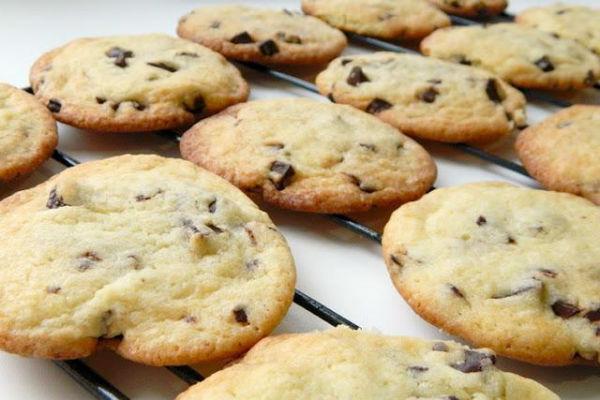 """3361 Рецепт Вівсяне печиво """"American cookies"""""""