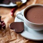 3366 Рецепт Кавово-шоколадний кисіль