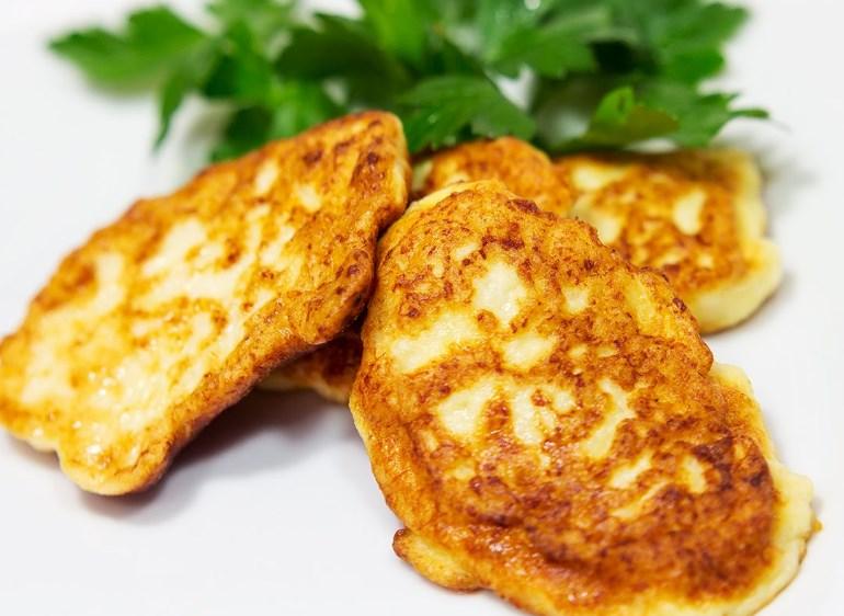 3392 Рецепт Оладки з індички