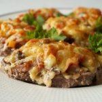3396 Рецепт М'ясо під шубою