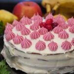 3466 Рецепт Торт «Для закоханих в життя»