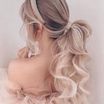 3834 Весільні зачіски сезону 2020
