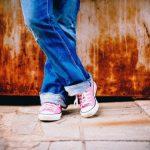 4487 Какую обувь можно носить с джинсами