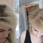 5585 Как красить корни волос в домашних условиях?